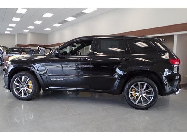 2018 jeep grand cherokee trackhawk 4x4 mattoon il charleston champaign decatur illinois. Black Bedroom Furniture Sets. Home Design Ideas