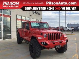 Pilson Auto Center Mattoon >> 2020 Jeep Gladiator Sport S 4x4