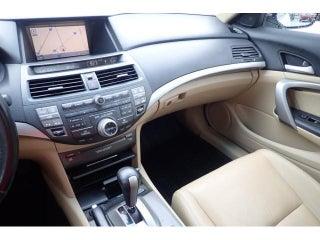 2012 Honda Accord 2dr V6 Auto EX L W/Navi In Mattoon, IL