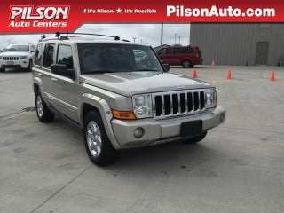 2008 Jeep Commander 4WD 4dr Limited