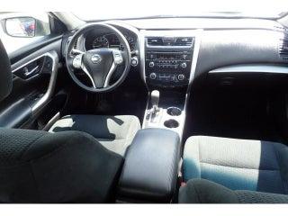 2015 Nissan Altima 4dr Sdn I4 2.5 S In Mattoon, IL   Pilson Chrysler Dodge