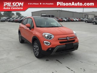 Pilson Auto Center Mattoon >> 2019 Fiat 500x Trekking Awd Mattoon Il Charleston